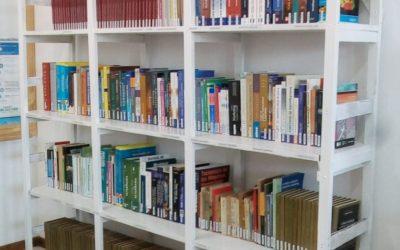 IdESA ya cuenta con su Biblioteca