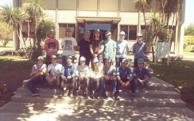 Alumnos de Mecatrónica visitaron IMPSA